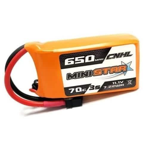 3s 650mAh - 70C - CNHL Ministar XT30
