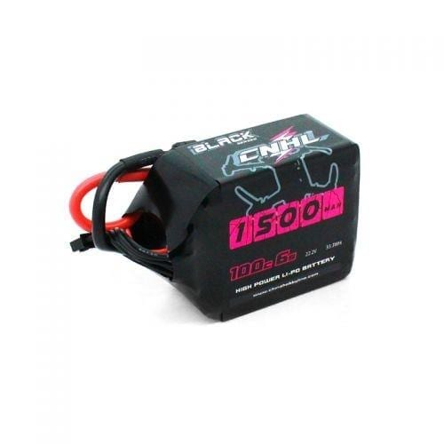 6s 1500mAh -100C - CNHL Black Series XT60