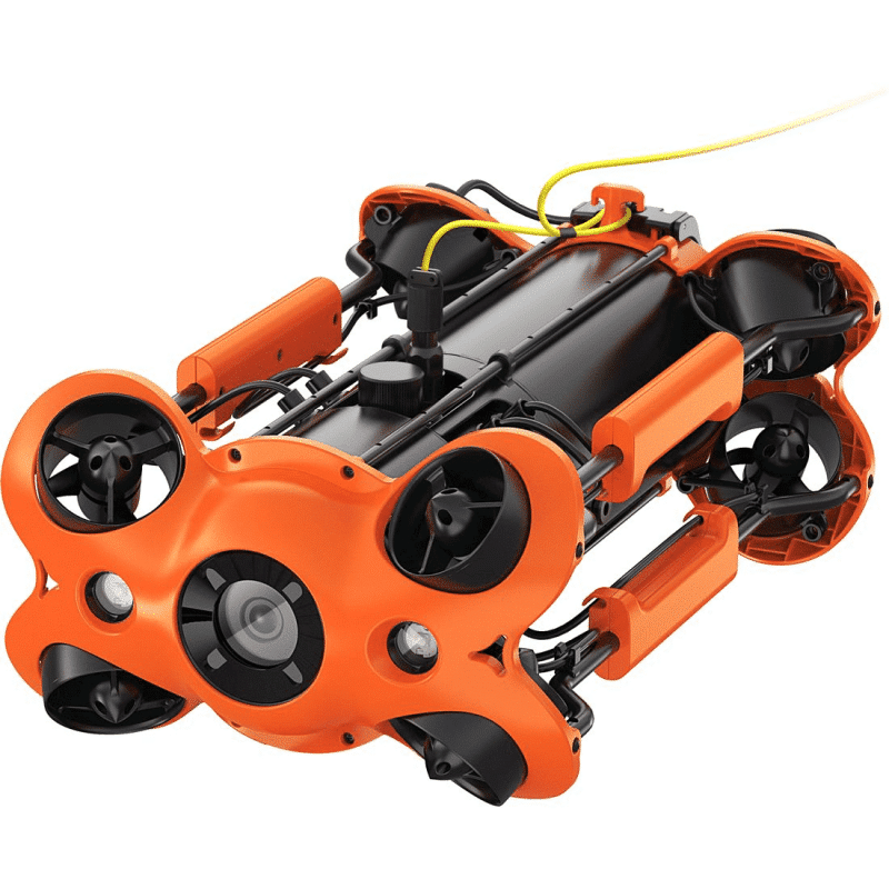 Chasing M2 Pro 200m - UndervannsdroneROV