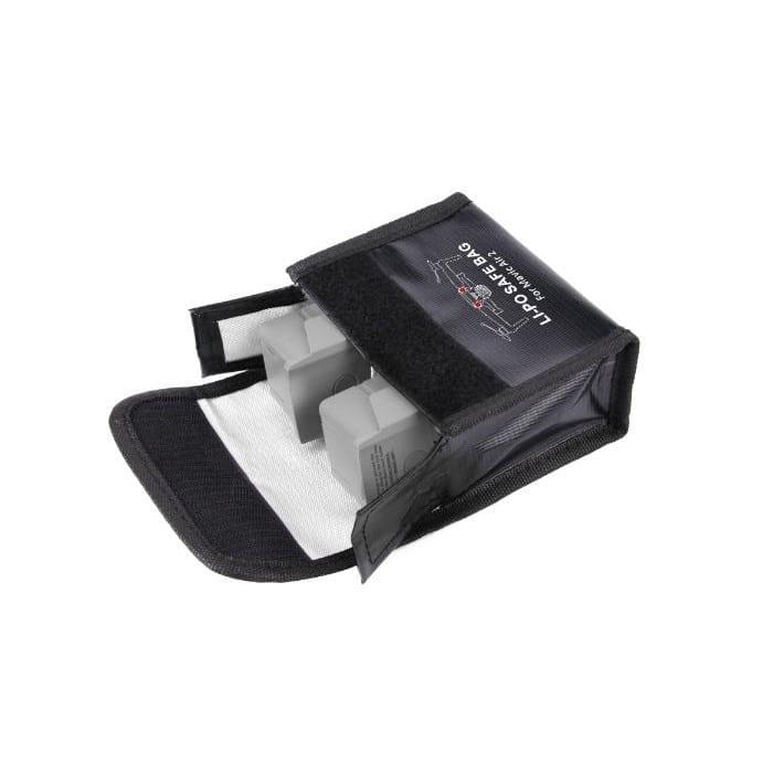 DJI Mavic Air 2 Battery Safe Bag for Two Battery