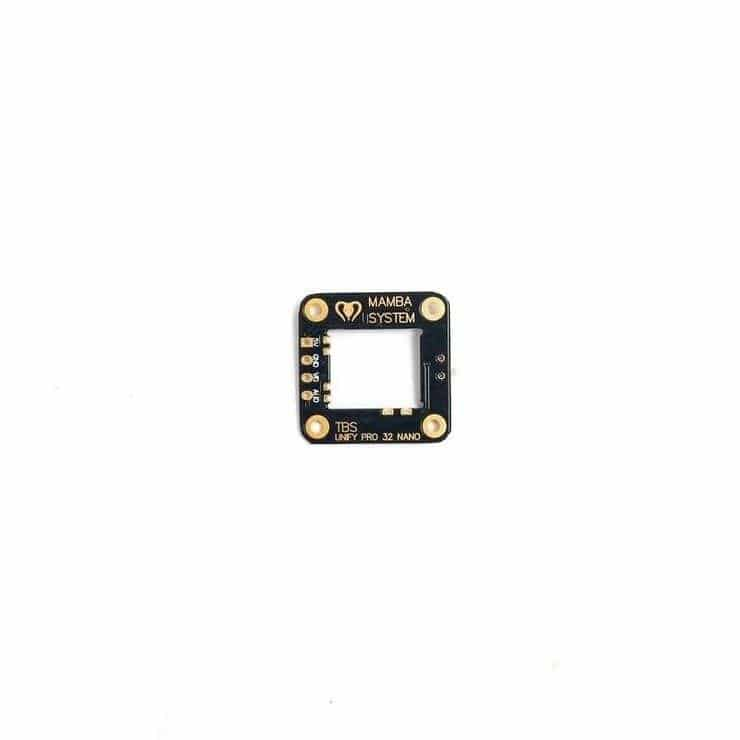 Diatone Adapter Board TBS Unify Pro32 Low 20x20mm