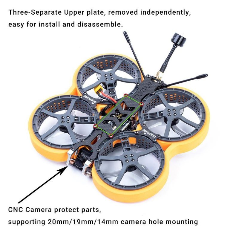 Diatone MX-C 25 Cinewhoop 2.5inch Duct For 4s PNP