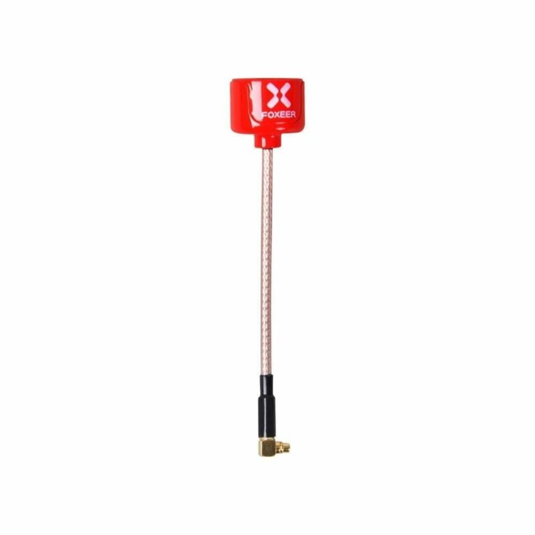 Foxeer Lollipop 5.8GHz RHCP Antenna MMCX RED 2st