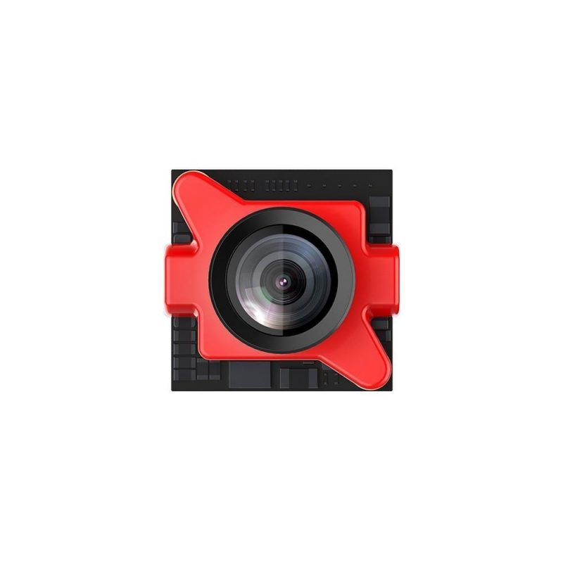 Foxeer Predator Micro V2 OSD FPV Camera Red