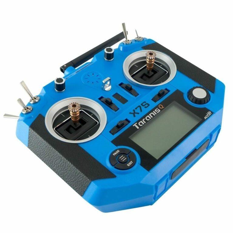 FrSky Taranis Q X7S 16ch ACCST Blue