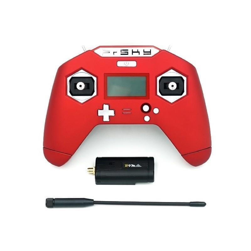 FrSky Taranis X-Lite Red med R9M Lite Combo