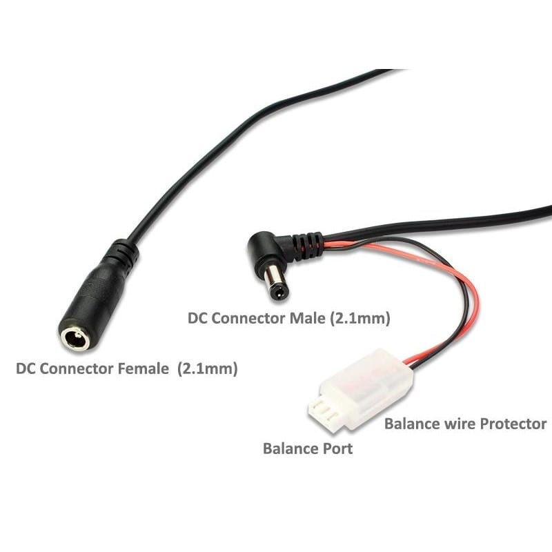 Furious FPV External Cable for Smart Power Case