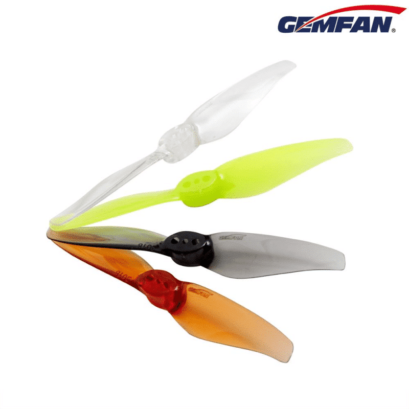 Gemfan Hurricane 3018 Yellow 1.5mm