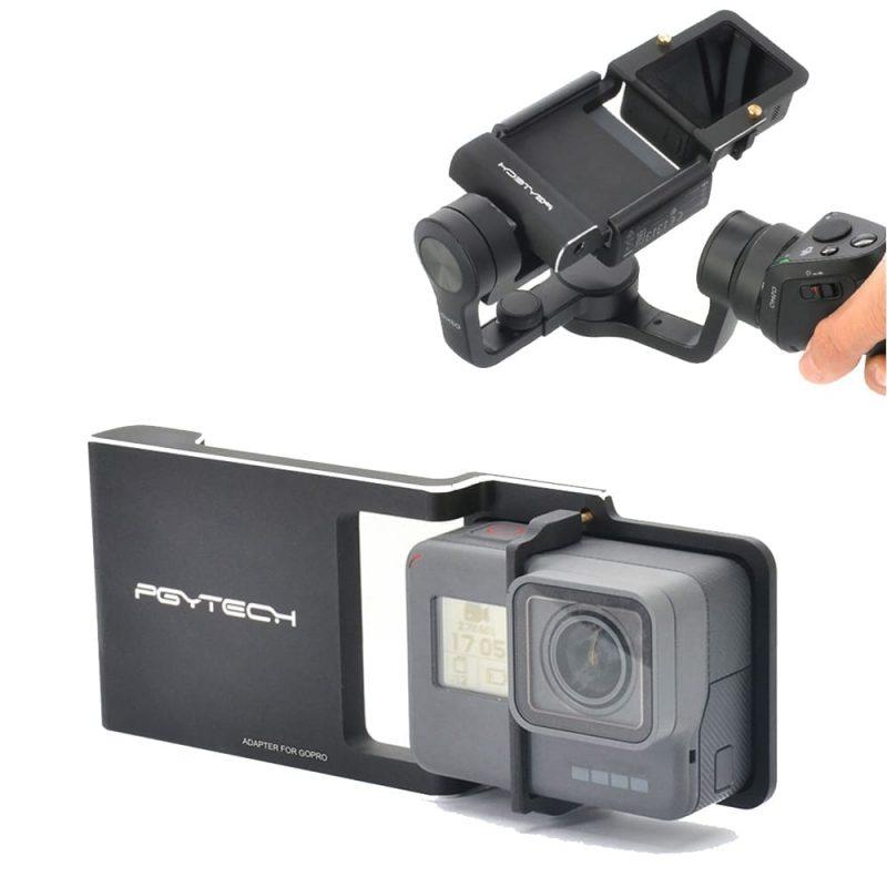 GoPro adapter til DJI Osmo Mobile