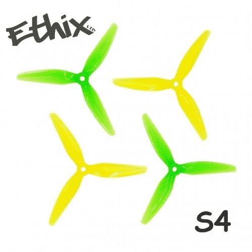 HQ Ethix S4 5x3.6x3 Lemon Lime Combo