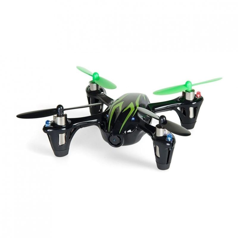 Hubsan X4 - Mini Quadcopter med HD Kamera