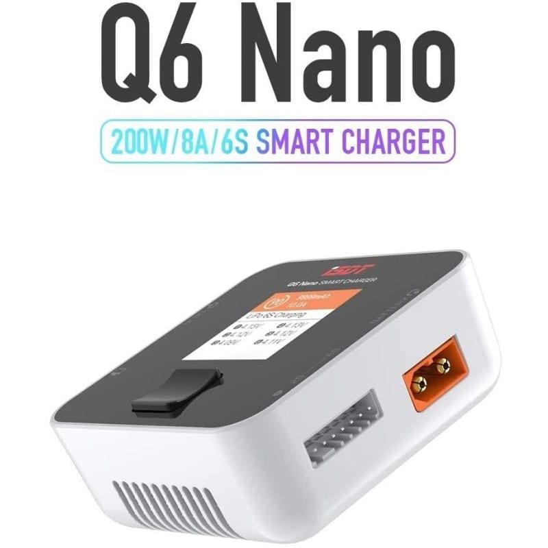 ISDT Q6 Nano 1-6S 200W 8A BattGO