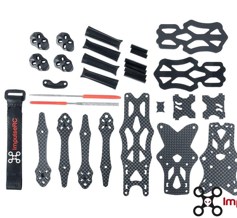ImpulseRC Micro Apex FPV 3inch Frame Kit