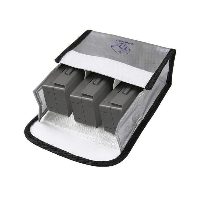 Lipo pose til 3 batterier