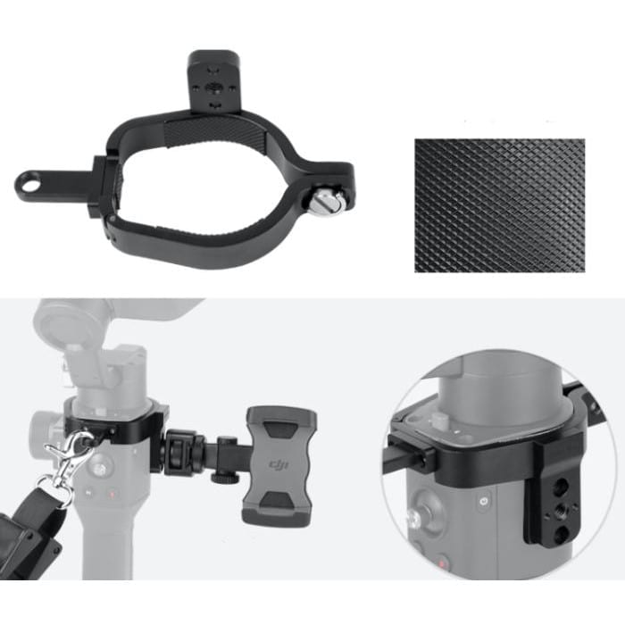 Neck Strap with Clamps for DJI Ronin-SC