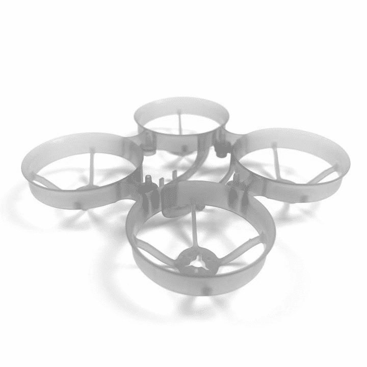 NewBeeDrone Brushless Cockroach Frame - Clear
