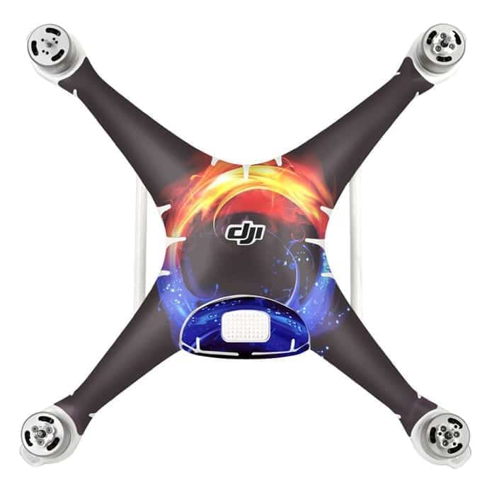 Skin for Phantom 4 Pro/Pro+ CO6