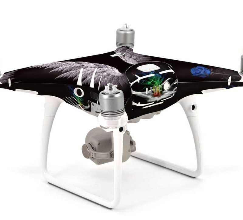 Skin for Phantom 4 Pro/Pro+ CO3