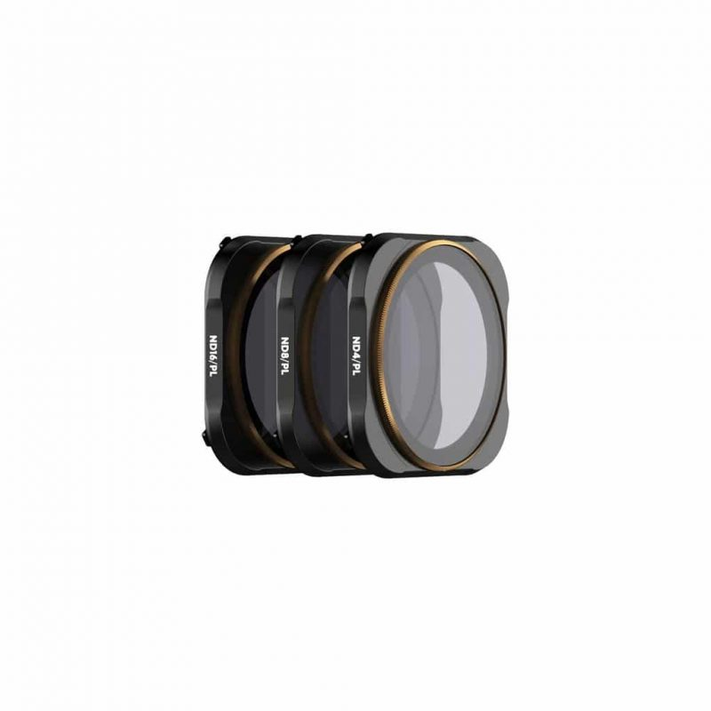 PolarPro | DJI Mavic 2 Pro | Cinema Vivid Collection: ND4/PL, ND8/PL, ND16/PL