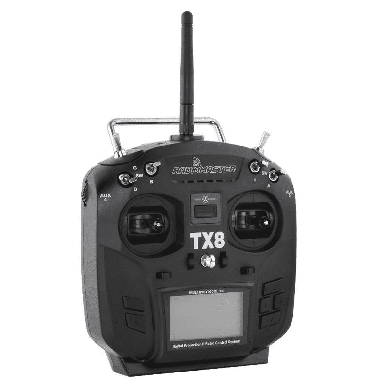 Radiomaster TX8 DeviationTX 12ch Multi-Protocol