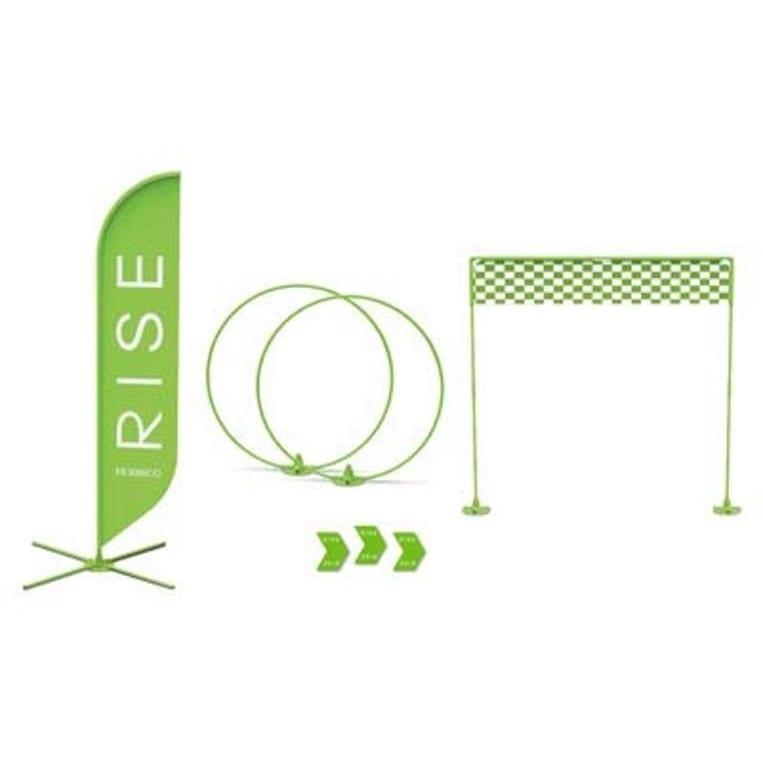RISE FPV Race Gate System