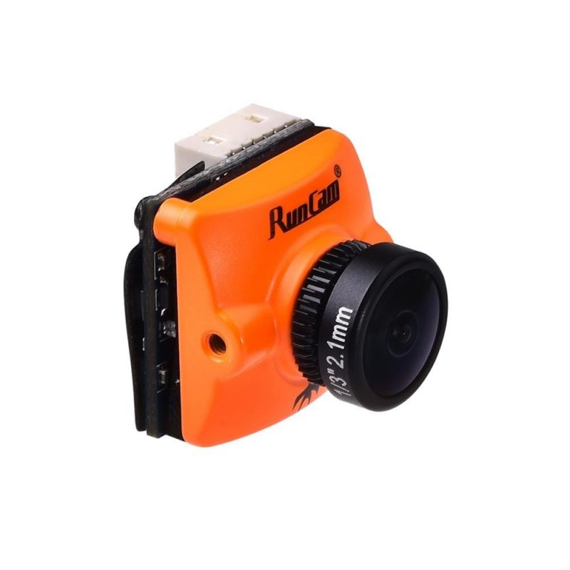 RunCam Micro Swift 3 V2 FPV Camera Orange PAL