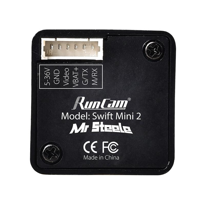 RunCam Swift Mini 2 Mr. Steele Edition