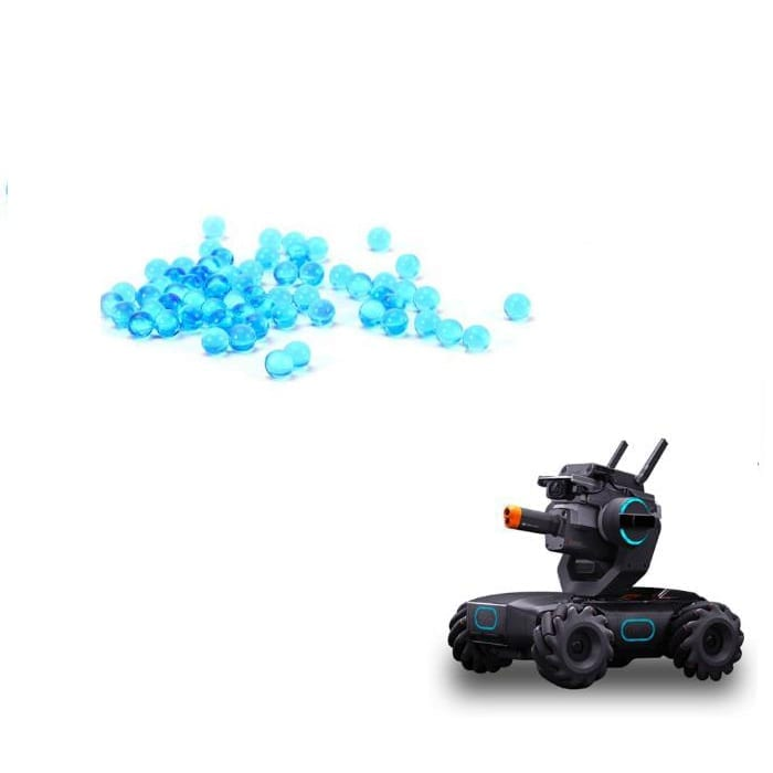 DJI RoboMaster S1 Gel Beads Blå