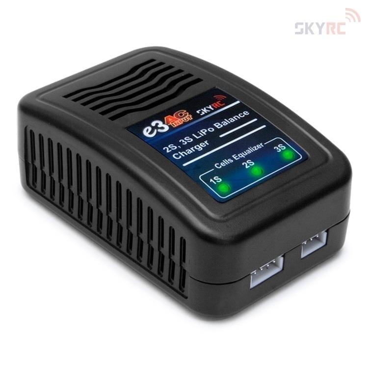 SkyRc E3 LiPo Balanseringslader 2-3S 220V