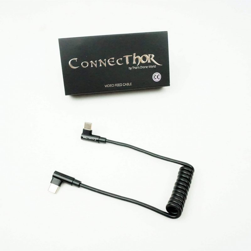 ConnecThor Cable USB C - USB C
