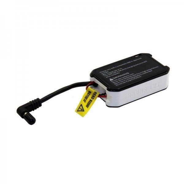 USB-Laderbatteripakke med led-indikator