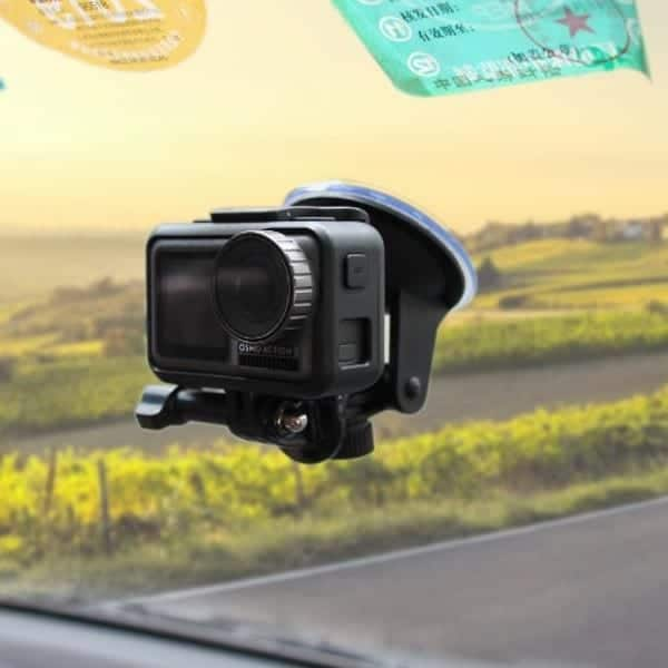 Vehicle Mount for DJI OSMO Action