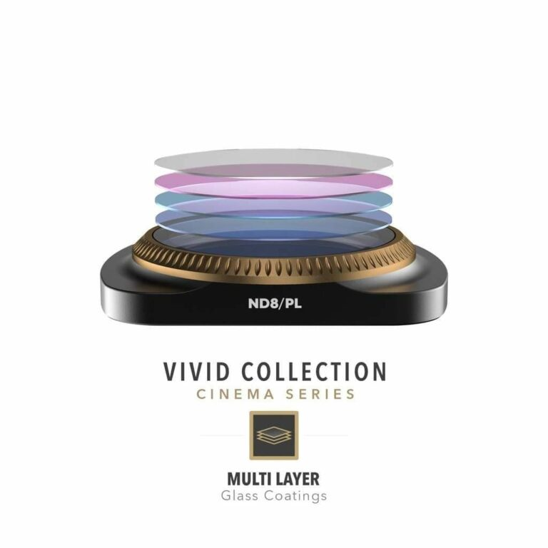 Polar Pro Osmo Pocket | Vivid Collection | ND4PL | ND8PL | ND16PL