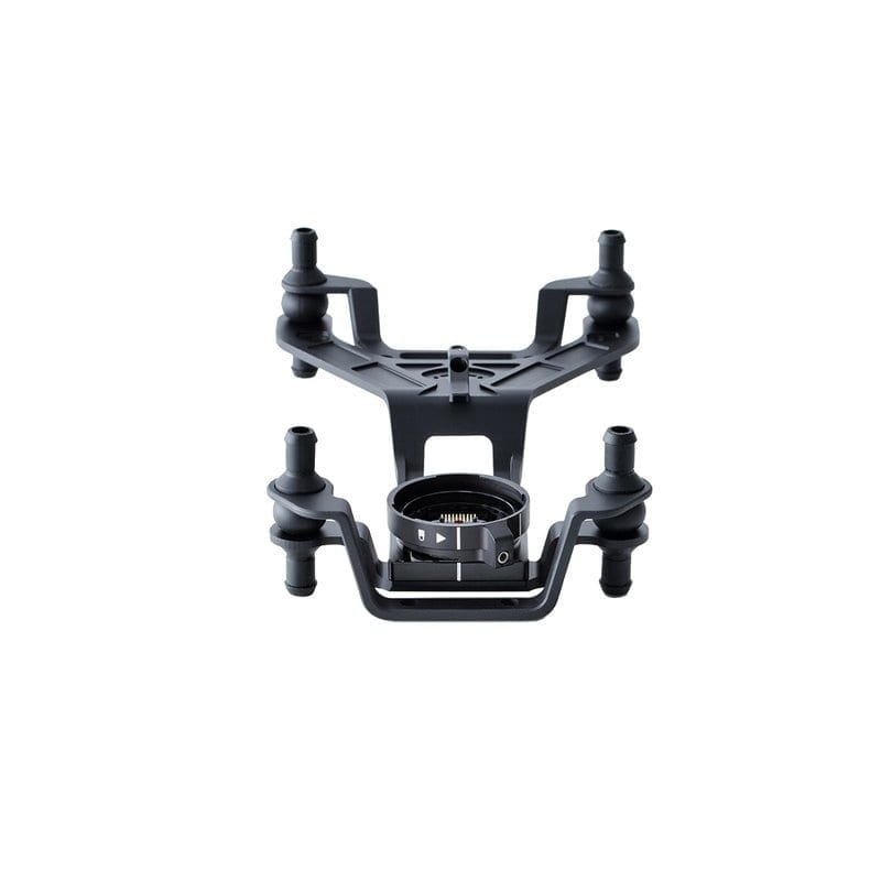 DJI Inspire 1 - Vibration Absorbing Board for Zenmuse X5 (Part2)
