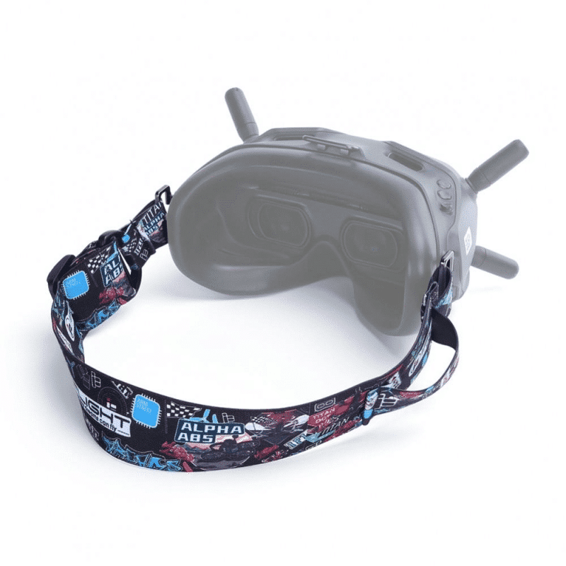 iFlight Adjustable FPV Goggle Head Strap