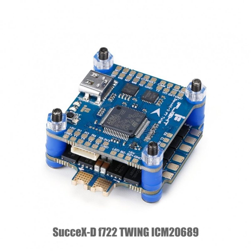 iFlight SucceX-D F7 TwinG + 4in1 50A ESC Stack