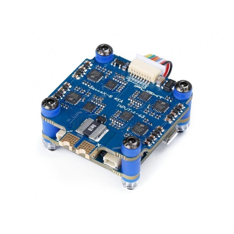 iFlight SucceX-E F4 + 4in1 45A ESC Stack