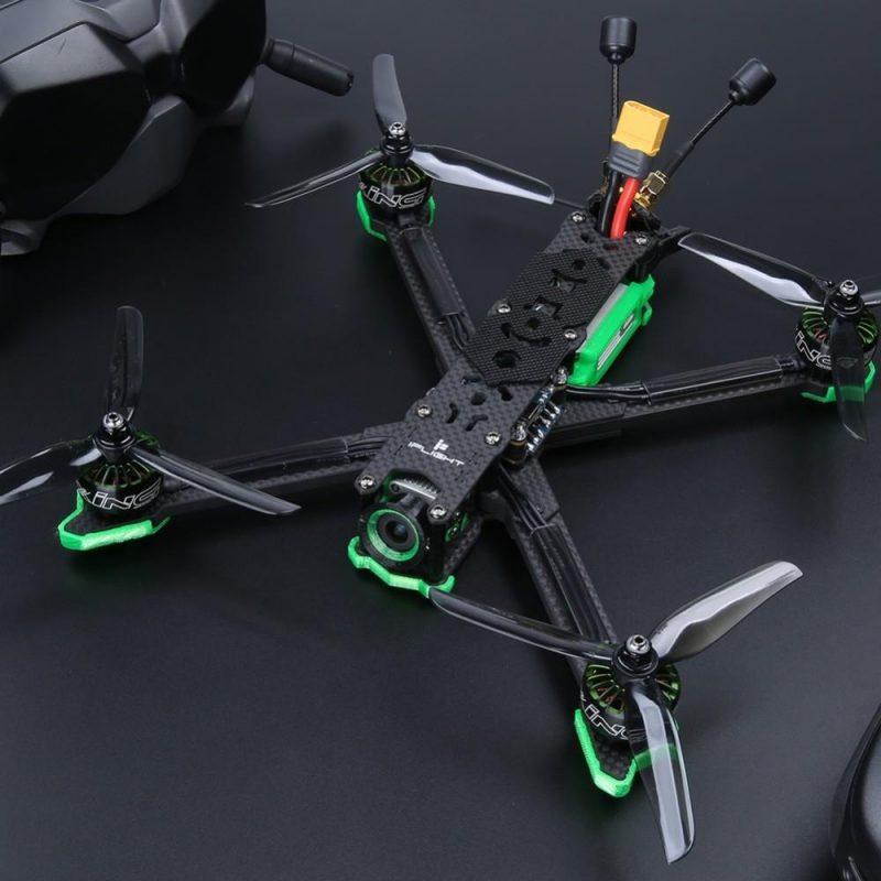 iFlight Titan XL5 GPS HD 4S wDJI Air Unit - BNF