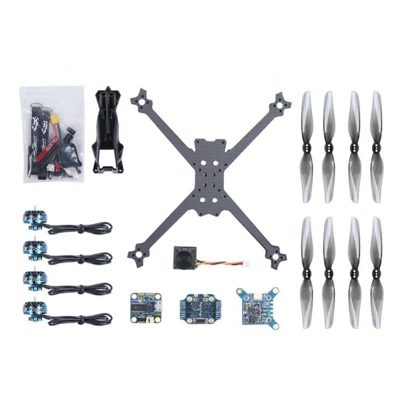 iFlight TurboBee 160RS DIY Build Kit